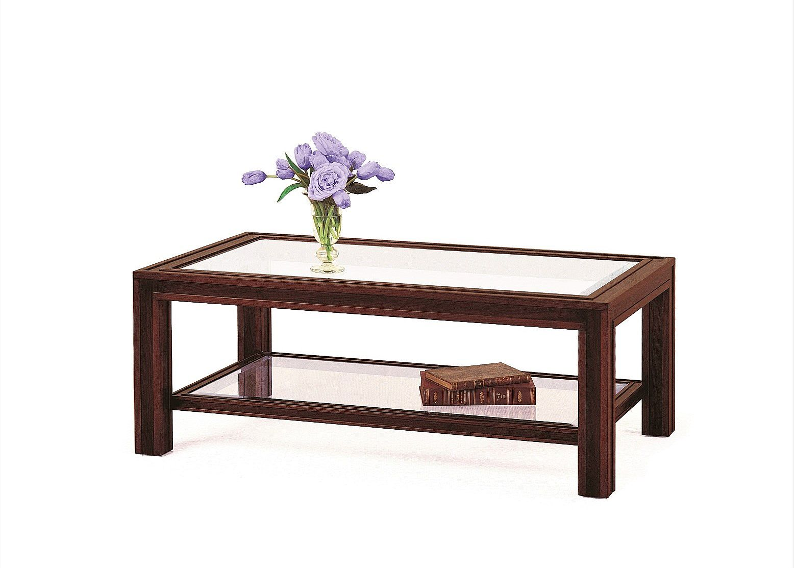 Coffee table with two glass shelves for 2 shelf glass coffee table