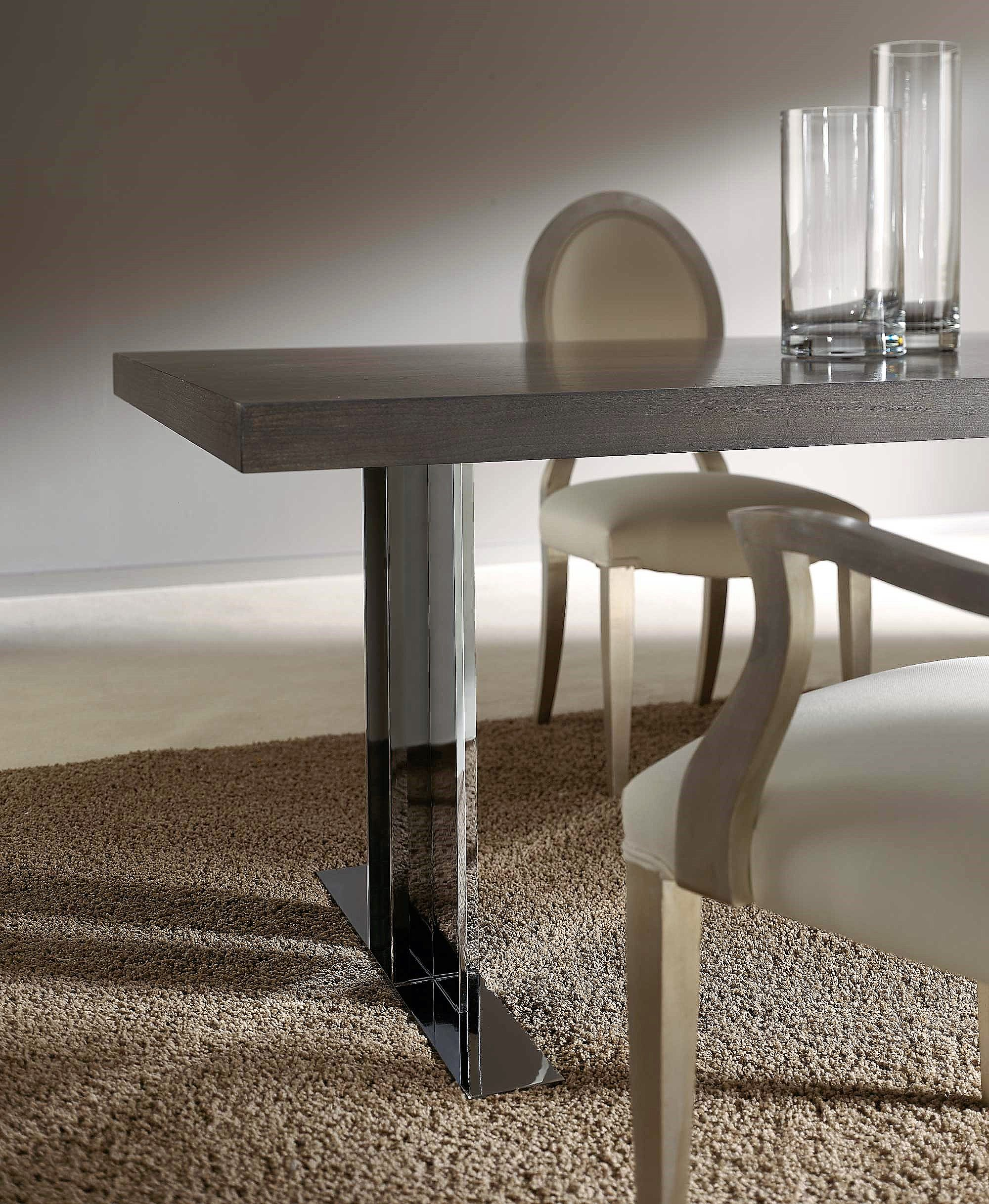 Light Look Fixed Dining Table