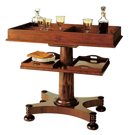 Tea Tables Are Handy Pieces Of Furniture To Accommodate Medication, Drinks,  Magazines., And All Needed Things To Avoid Getting Out Of ...