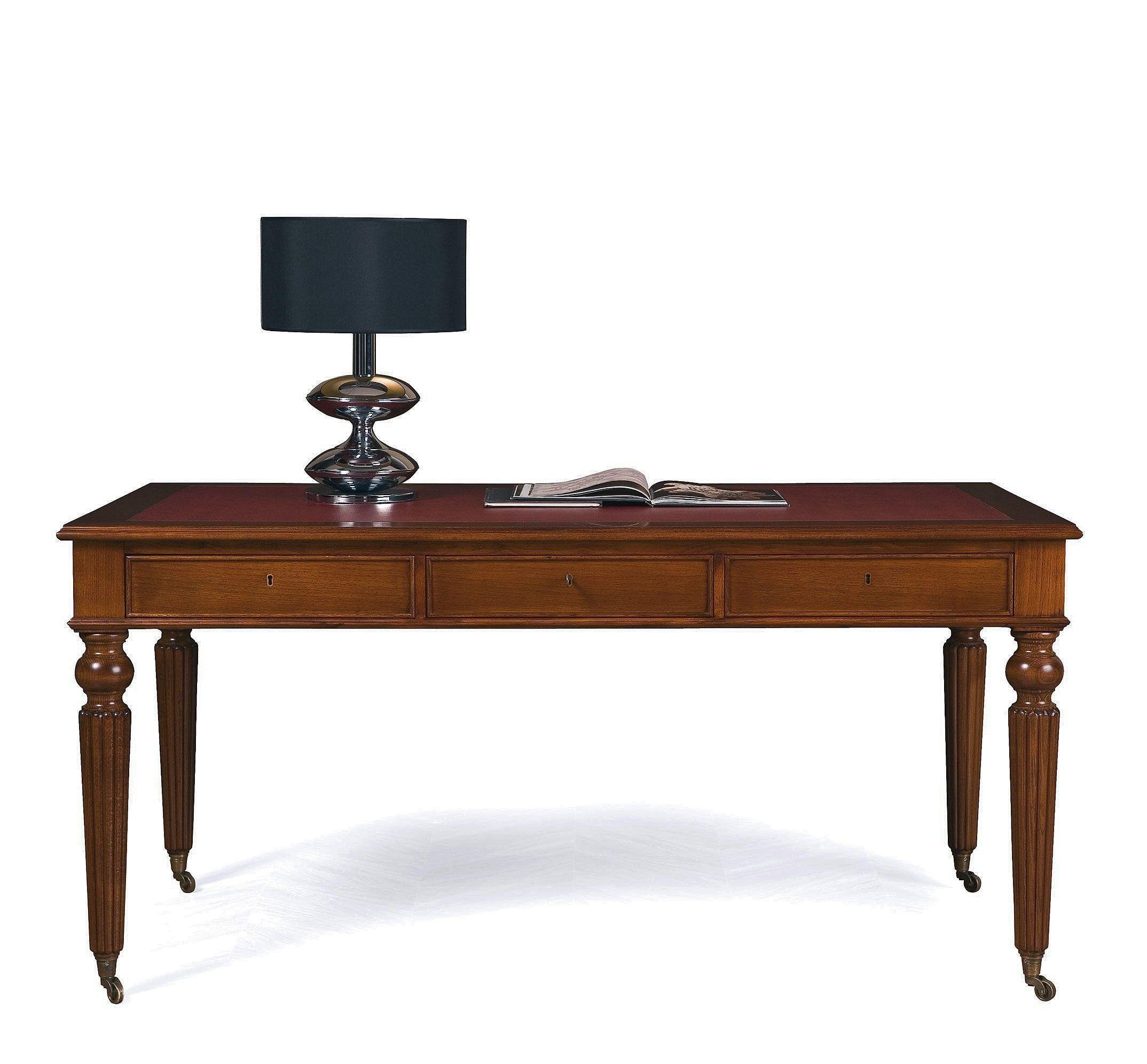 Mesa de despacho cl sica - Mesa escritorio clasica ...