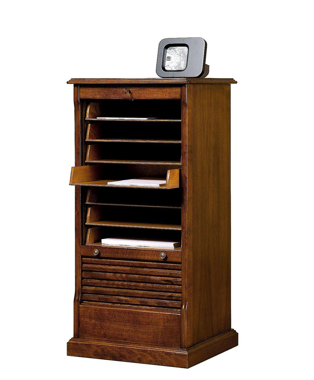 Mueble archivador papeles para despacho alta decoraci n - Persiana para mueble ...