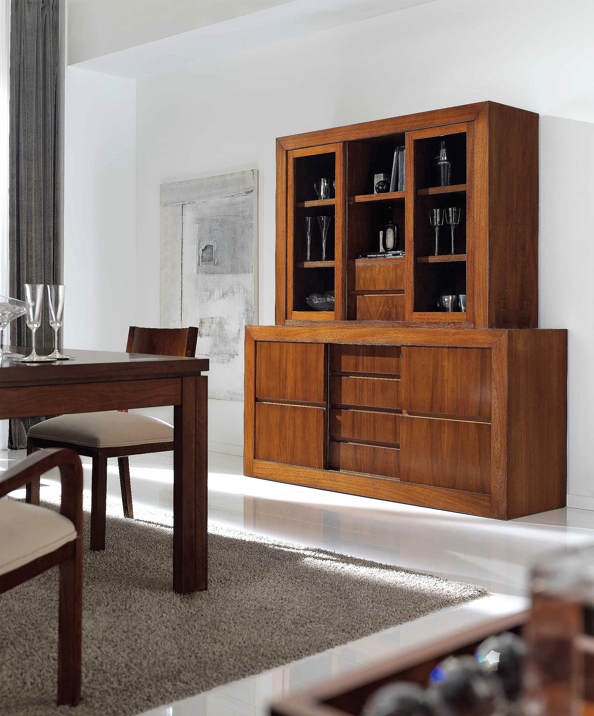 Armario Multiuso Casas Bahia ~ mueble aparador vitrina, alta decoración